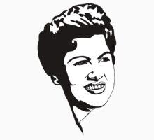 Patsy Cline  by Katherine Jannusch