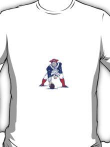 New England Patriots Throwback Logo T-Shirt