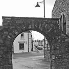 Through the arch- Kirkcudbright, Scotland by sarnia2