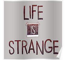 Life Is Strange Logo (2) Poster