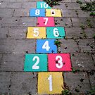 Hopscotch game by patjila