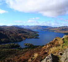 Loch Katrine View by Paul Bettison