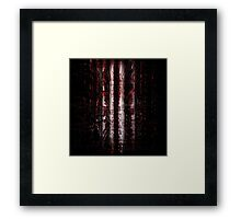 Breach To The Netherworlds Framed Print