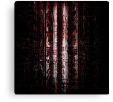 Breach To The Netherworlds Canvas Print