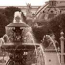 Place de la Concorde by DKphotoart