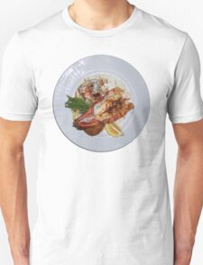 Lobster Dinner Unisex T-Shirt