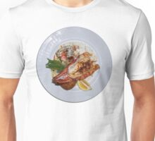 Lobster Dinner Unisex T-Shirt