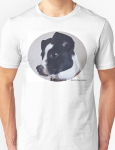 Holly the canine portrait T-Shirt
