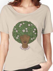 Natural Hair Women's Relaxed Fit T-Shirt