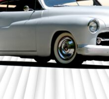 1950 Mercury 'Kustom' Convertible Sticker