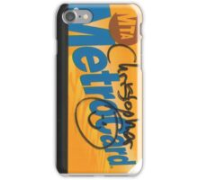 Curious Incident's Christopher iPhone Case/Skin