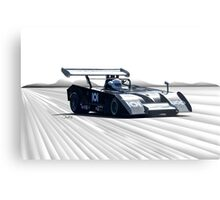 1972 Shadow MKII Can Am Racecar Metal Print