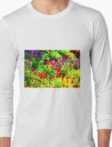 Floral Design 3 Long Sleeve T-Shirt