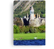 The Towers, Llanfairfechan Canvas Print