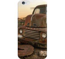 Rusty ol' farm truck  iPhone Case/Skin