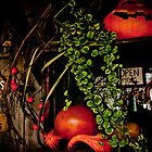 Halloweeny Storefront by Jeanne Sheridan