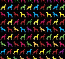 Great Dane Line by Doggenhaus