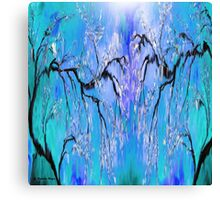 On A Clear Day ~ Abstract 29+ wall Art + Products Design  Canvas Print