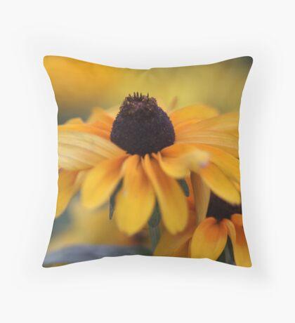summer exuberance Throw Pillow