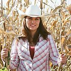 The Cowgirl In the Corn by Amber Finan