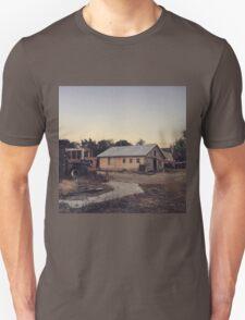 Farm at dust Wasington State Unisex T-Shirt