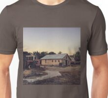 Farm at dust Wasington State Unisex T-Shirt