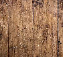 Old wooden planks by dvoevnore