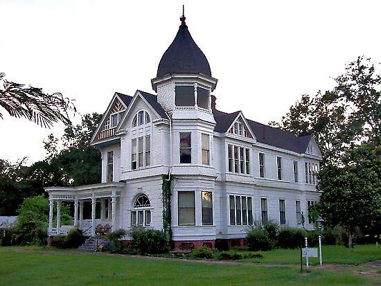Lucius Lampton House - Magnolia, MS by Dan McKenzie