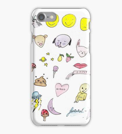 Sassy Feminist iPhone Case/Skin