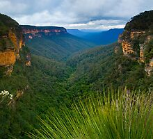 Blue Mountains by Anton Gorlin