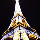 Eiffel Tower From Below by ninadangelo