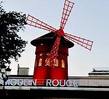 Moulin Rouge by ninadangelo
