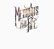 """Memphis May Fire """"Sleepwalking"""" Logo Unisex T-Shirt"""