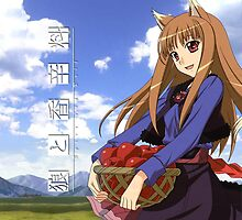 Ookami to Koushinryou - Spice and Wolf - Holo - Cleaned DVD 4 by frictionqt