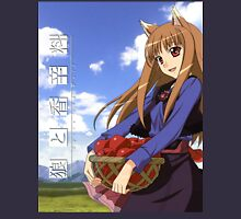 Ookami to Koushinryou - Spice and Wolf - Holo - Cleaned DVD 4 Unisex T-Shirt