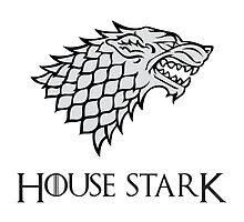 House Stark sigil by gregor92