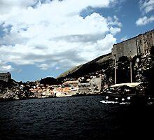 Dubrovnik Landscape by ninadangelo