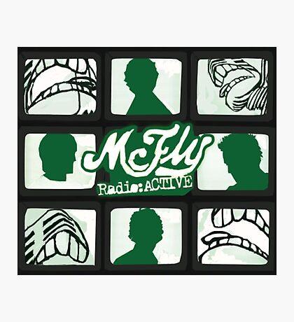 McFly, Radioactive Photographic Print