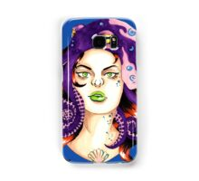 Octopus Princess Samsung Galaxy Case/Skin
