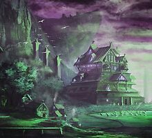 Haunted Mansion by BetteB