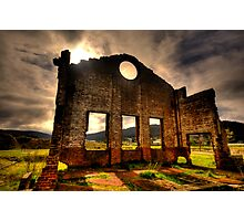 Better Times - Blast Furnace Park -, Lithgow NSW Australia - The HDR Experience Photographic Print