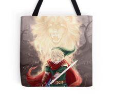 The Lion's Roar Tote Bag