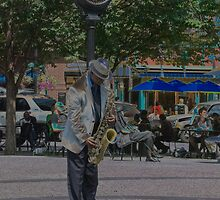 Jazz at Noon by Imagery