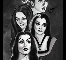Women of Horror by Paige Reynolds