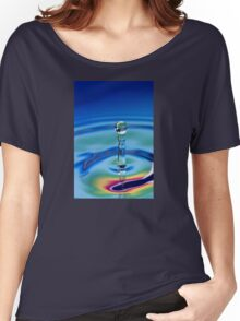Water Statue Women's Relaxed Fit T-Shirt