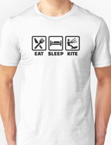Eat sleep kite T-Shirt