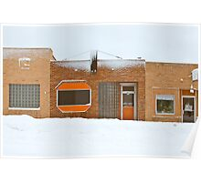 """Smoes"" - Sioux Falls, South Dakota Poster"