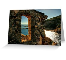 Ligurian Sun Greeting Card