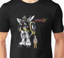 Gundam Wing - Sandrock Unisex T-Shirt