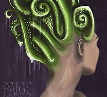 Tentacle Head by Paige Reynolds